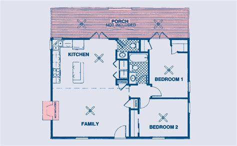 800 Square Feet by House Floor Plans 800 Square Feet