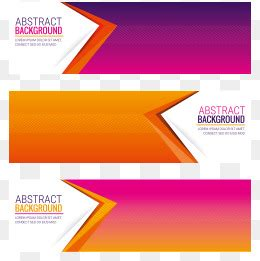 vector banner png, vectors, psd, and clipart for free