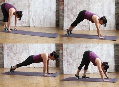core exercises  women stack