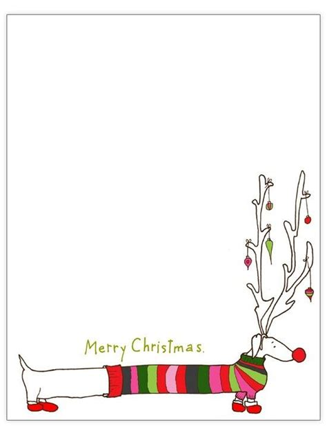 happy holidays christmas letter template christmas
