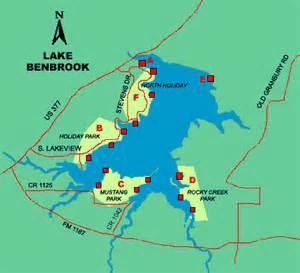 benbrook lake access