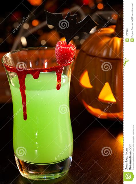 Halloween Cupcakes Pumpkin - halloween drinks devil s blood cocktail stock photos image 11235203