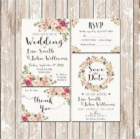 best 25 diy wedding invitation kits ideas on