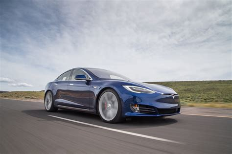 tesla model s 2016 tesla model s p90d quick drive review motor trend