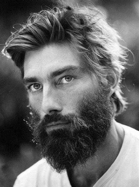 hairstyles  men  beards masculine haircut ideas