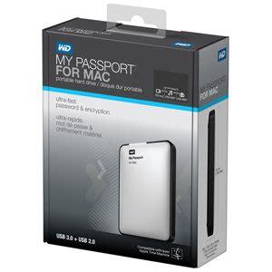 format external hard drive mac mountain lion amazon com wd my passport for mac 1tb portable external
