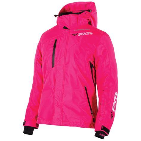 s fxr vertical pro waterproof insulated jacket