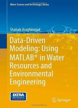 water resources engineering books pdf data driven modeling using matlab in water resources and