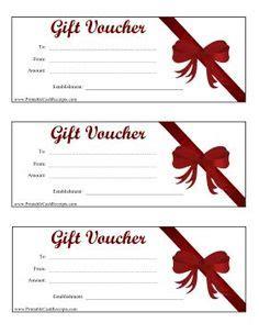 printable gift certificates    printable gift certificate