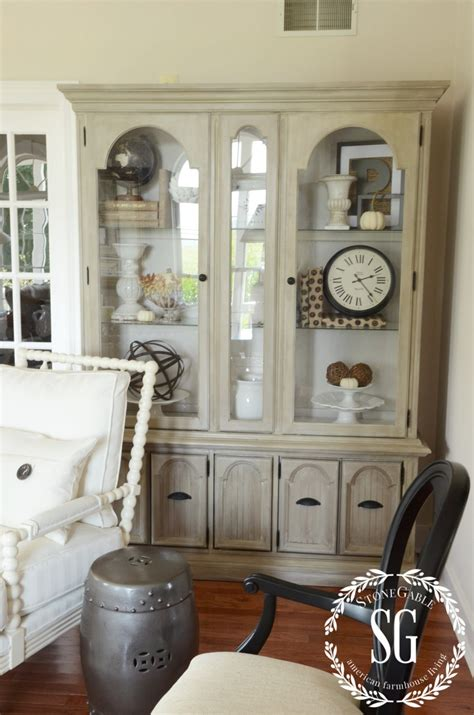 hutch in living room 5 easy tips to style a hutch stonegable