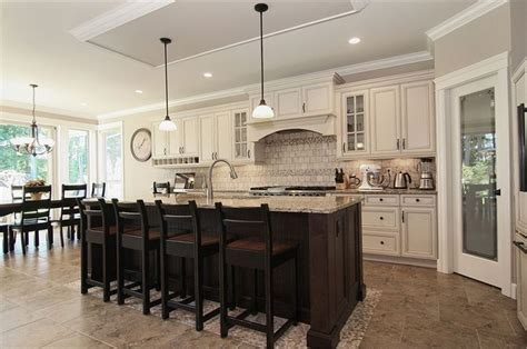 Off White Creamy Cabinets Neutral Greige Wall Color And White Kitchen Cabinets Wall Color
