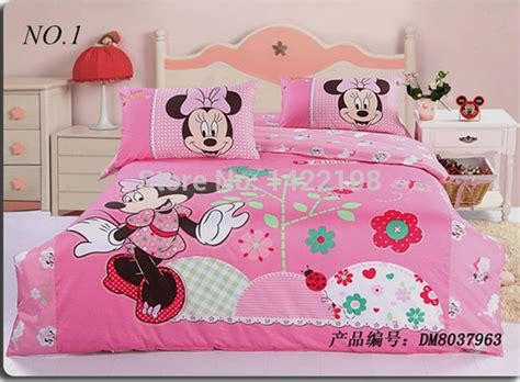 minnie mouse full size bedding free shipping minnie mouse bedding sets kids mickey bed