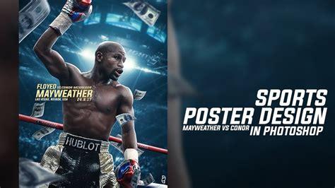 photoshop poster design youtube photoshop tutorial sports poster design in photoshop