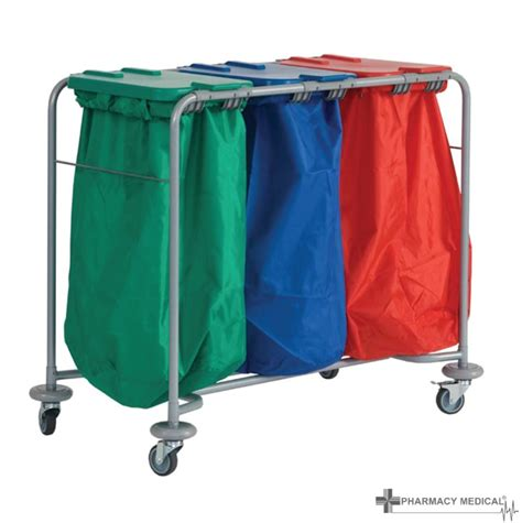 Laundry Trolley Linen Trolley lt3 linen trolley single bag laundry trolley from