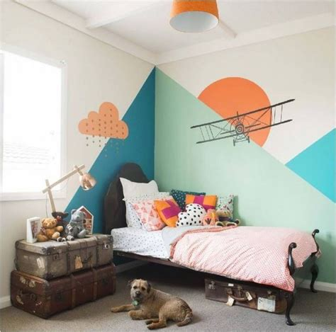 baffling design ideas of cool kid bedroom with black color childrens bedroom wall ideas glamorous bedroom ideas