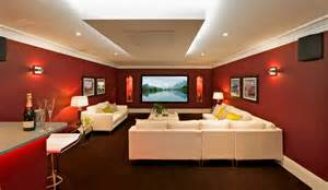 Sectional Sofas For Small Spaces With Recliners - great ways to upgrade your home theater home theater gear blog