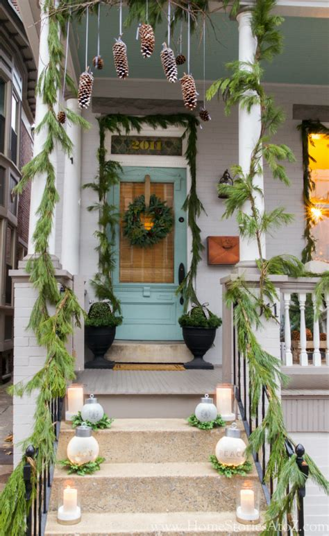 ideas for decorating porches for christmas 20 beautiful porch ideas