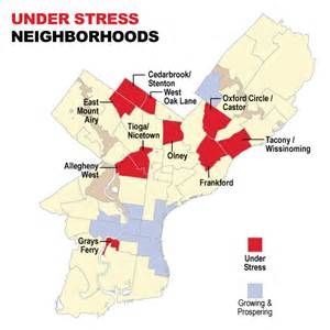 neighborhoods stress metropolis