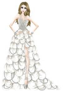 how to design a dress white dress fashion design by twishh on deviantart