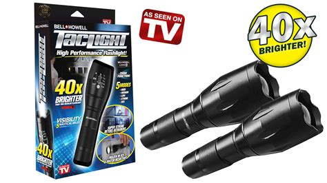 bell and howell tac light as seen on tv tac light brand developers tv shop