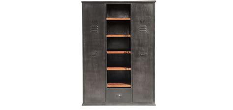 armoire vintage industriel m 233 tal pas cher