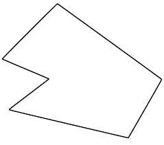 is a pentagon a regular polygon? | study.com