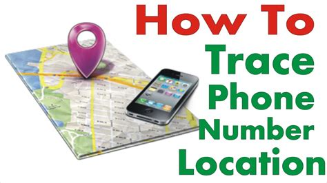 Free Cell Phone Number Location Tracker How To Trace A Phone Number Track A Cell Phone Location