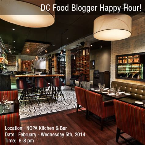 february dc food happy hour will be at nopa