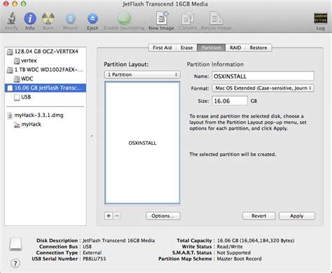 Desk Utility by How To Create Bootable Mavericks 10 9 1 Usb Installer