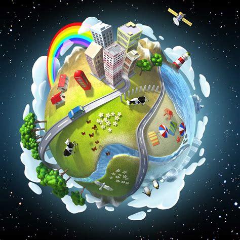 ilustracion  planeta  juan munoz ilustrador