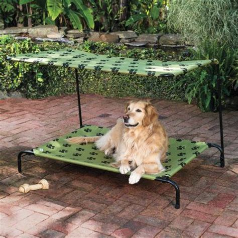 dog outdoor bed indoor outdoor dog bed things i love and stuff pinterest