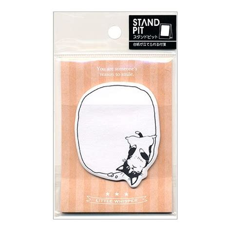 Sticky Notes Hello Cat Sno039 cat sticky note memo note pad with stand from japan memo pads stationery