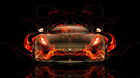 koenigsegg fire koenigsegg regera front fire abstract car 2015 el tony
