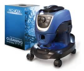 Kansas City Upholstery Proaqua Water Based Canister Vacuum American Vacuum Company