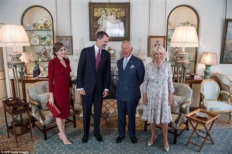 where does prince charles live prince charles enjoys intimate greeting with queen letizia