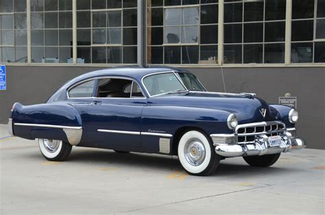 1949 cadillac sedanette for sale v8 fastback 1949 cadillac series 61 sedanette bring a