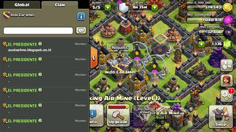 Update Terbaru update terbaru clash of clans 10 desember 2015 axotechno