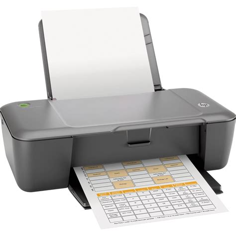 Printer Hp J110 hp deskjet 1000 color inkjet printer ch340a b1h b h photo