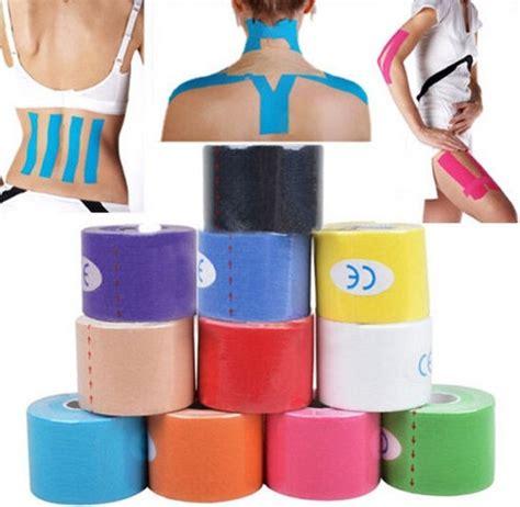 Kinesio Untuk Semua Aktifitas Olahraga sport elastic kinesio bandage injury support