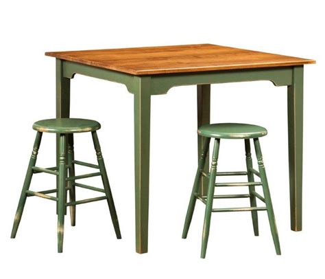 amish farmhouse table amish farmhouse pub table