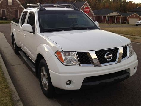 2007 nissan frontier sale 2007 nissan frontier le for sale by owner in tn 38141