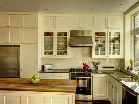 hgtv kitchen cabinets small kitchen cabinets pictures ideas tips from hgtv