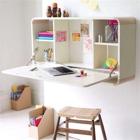 faire un bureau soi meme decoration fabriquer un bureau ado bureau mural