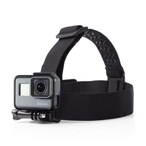 Headstrap Gopro 10 essential photography must haves for any traveler