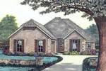 stone ranch with european flair hwbdo77256 ranch from merlot european ranch home plan 036d 0144 house plans