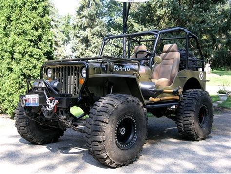 Taft Gt 4x4 Built Up willys mb build up jeeping road graham j mcneill