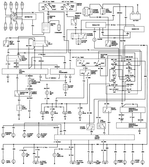 auto electrical diagram automobile wiring software basic