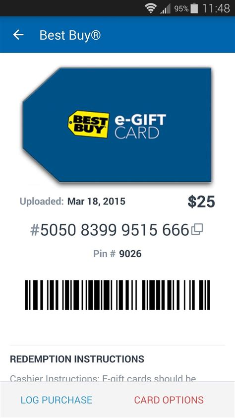Order Gift Card - upload buy send receive redeem almost any gift card on your phone 171 smartphones