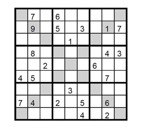 Sudoku Samurai Para Imprimir Nivel Difcil Juego Sudoku | sudoku x dif 237 cil para imprimir 3 sudoku gratis para