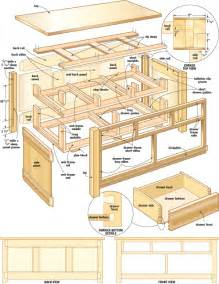 Free Wooden Clock Plans Pdf by Woodwork Mission Coffee Table Plans Pdf Plans